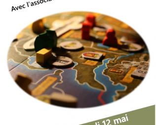 Soirée jeux de société à Mons-en-Pévèle