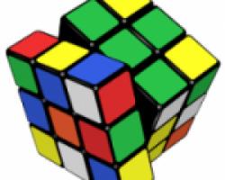 Les Rubik's Cube en NAP!