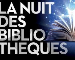 Nuit des Bibliothèques à La Corderie