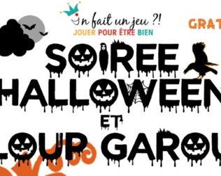 ANNULÉE – Soirée Halloween et Loup Garou à Ennevelin